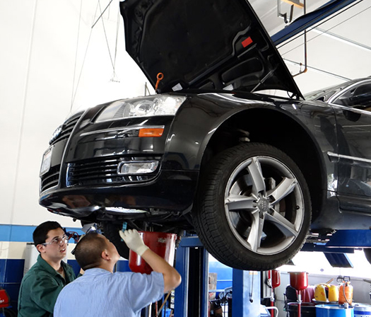 Audi repairs Melbourne